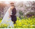 崇尚自然美的北京婚纱照