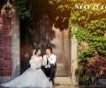 每张婚纱照背后都有一个拼命的摄影师