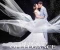 短发新娘的婚纱照怎么拍造型怎么做?
