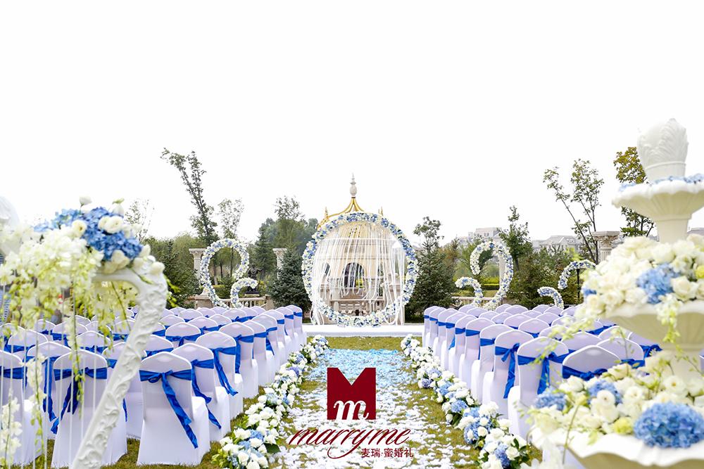长春天茂湖婚礼