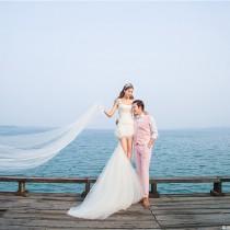 山东-日照海景婚纱