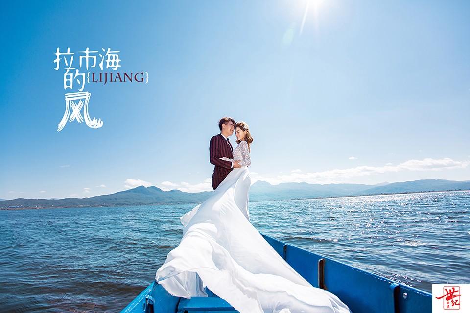 1月旅拍大片欣赏丽江拉市海