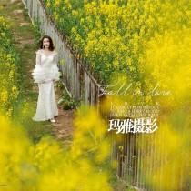 《花&时尚》系列之【花海】