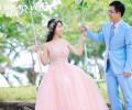 圆润新娘如何拍出纤瘦好身段