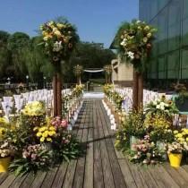 欧菲堡户外主题婚礼