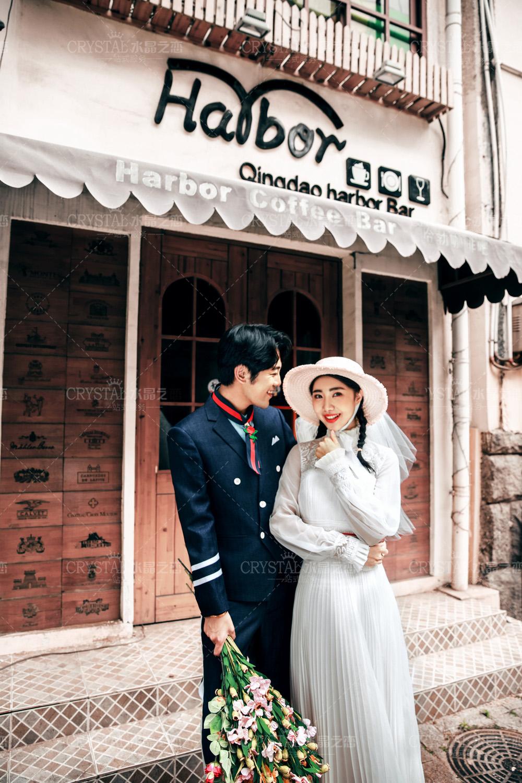 青岛婚纱照拍摄