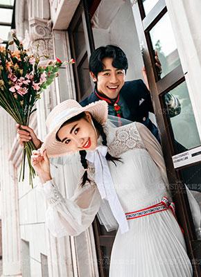 青岛旅拍婚纱摄影