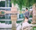 韩式婚纱照特点之造型特色