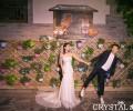 拍婚纱照的姿势和表情