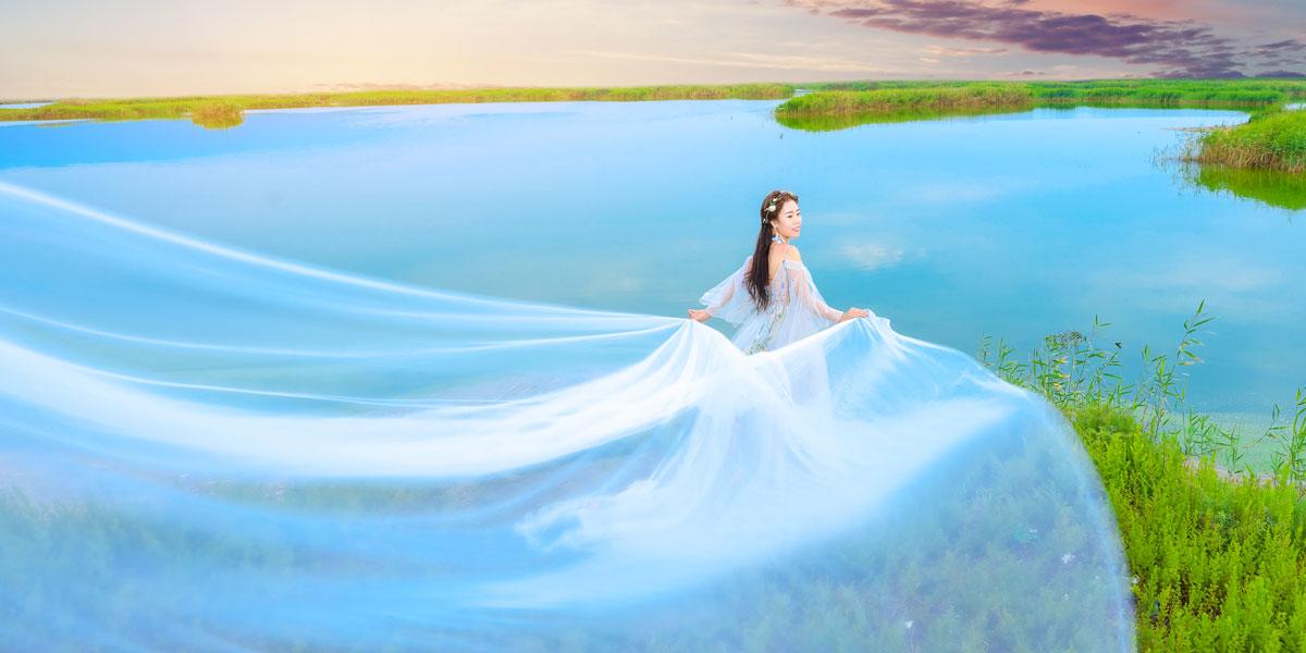运城潘多拉婚纱摄影花絮