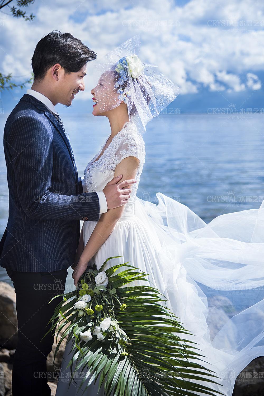 大理婚纱照拍摄