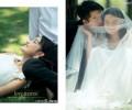 近视眼新娘拍婚纱照时怎么办?