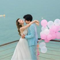 千岛湖【告白气球】