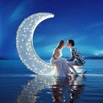 千岛湖【我在月光里等你】
