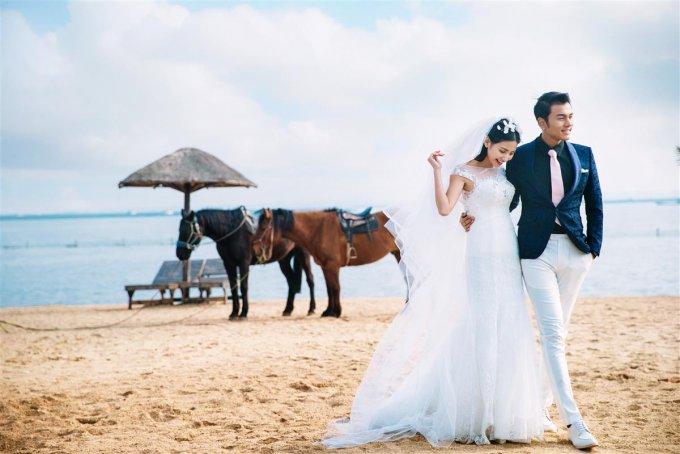 为什么越来越多的新人选择旅拍婚纱照?