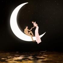 特色主题-月夜越美丽-创意-T