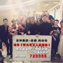 安徽省鳳臺陽光寶貝兒童攝影,4天創收723365元