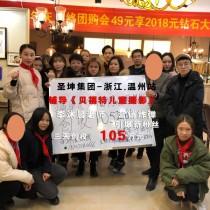 浙江省溫州貝福特兒童攝影,三天創收1050000元